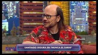 Entrevista Santiago Segura
