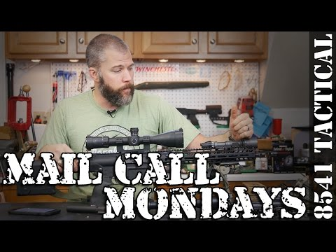 Mail Call Mondays Season 4 #23 - Busted AR10, Budget Scope, Home Trigger Jobs, PRS Stages and more