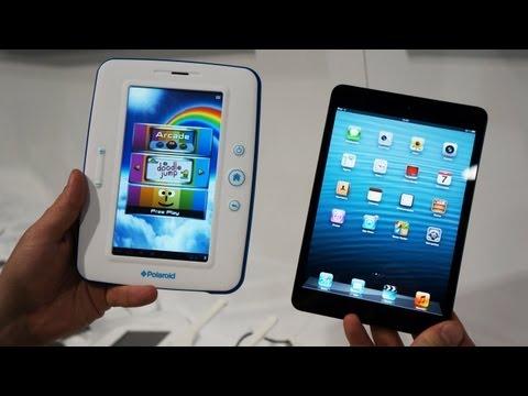 Детский планшет Polaroid Kids Tablet
