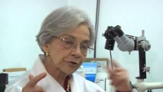 Fundación Oftalmológica Nacional - Jornada para Abuelos (testimonio de Carmen Barraquer)
