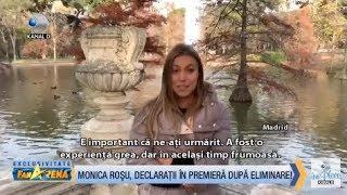 FanArena (28.11.2018) - Monica Rosu, declaratii in premiera dupa abandon! Partea 6