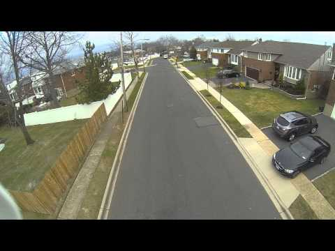 Oceanside NY, Phantom 2 GoPro HD