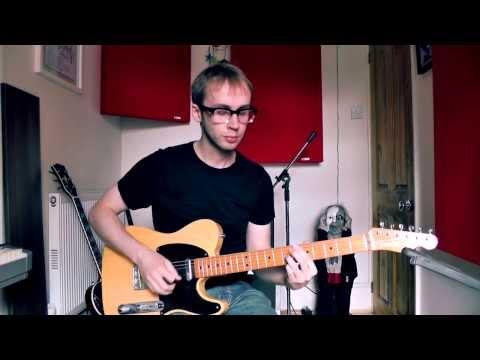 Blues Rhythm Guitar Lesson  - Swing Blues