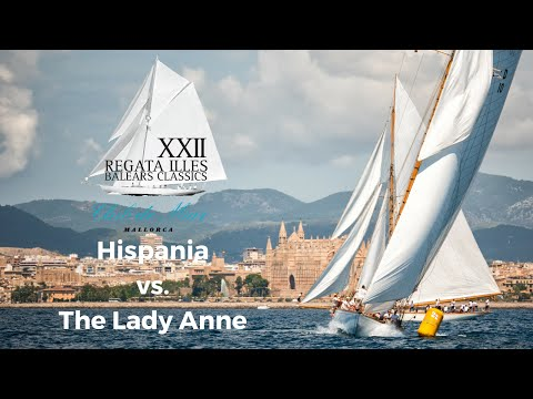 Hispania vs. The Lady Anne – XXII Illes Balears Clàssics