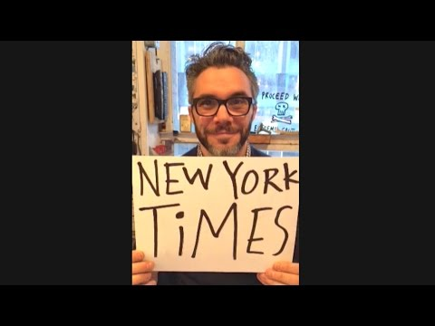 5daa90776e I m going to hand you over to the New York Times Snapchat Story that gives  you (entertaining) pro-tips on how to create a Snapchat story (it s almost  a ...