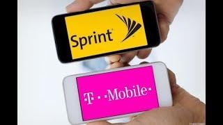 Deutsche Telekom Spikes on T Mobile Sprint Merger Speculation