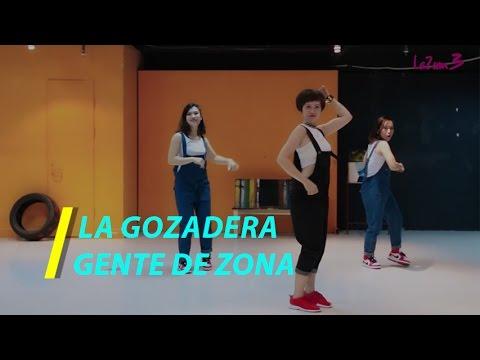 La Gozadera Gente De Zona |  Zumba Dance Workout |  Zumba Fitness Vietnam | Lazum3