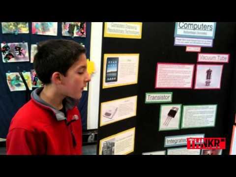 Un génie informatique âgé de 14 ans