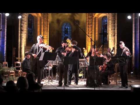 Vivaldi: Concerto in B minor RV.580, for four violins - Pham/Gjezi/Darmon/Tudorache - OCNE/Krauze