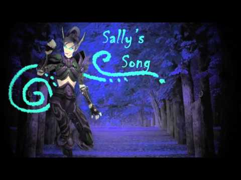 Sallys Song Letomis 13 Days of Halloween Music Day 4