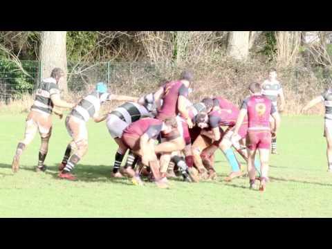 Exeter 3rd XV vs Southampton University 1st XV - 10/2/16