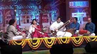 Saiyaan Rooth Gaye   Purbayan Chatterjee & Kaushiki Chakrabarty Live