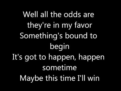 Maybe this time Cover (with lyrics)