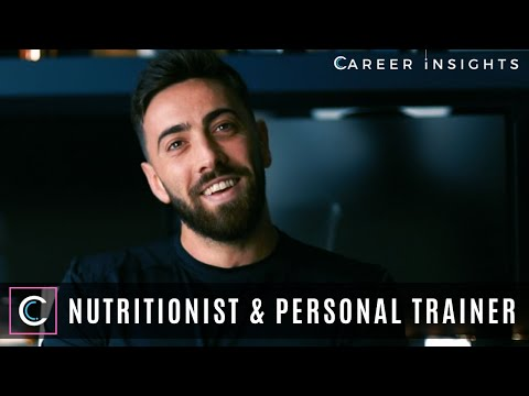 Nutritionist & Personal Trainer - Career Insights (Careers In Health & Fitness)