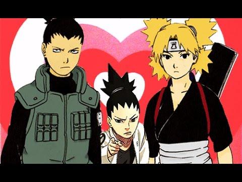 Shikamaru's family :Sh...