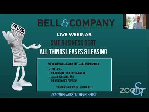 SME Business Debt - All Things Leases & Leasing