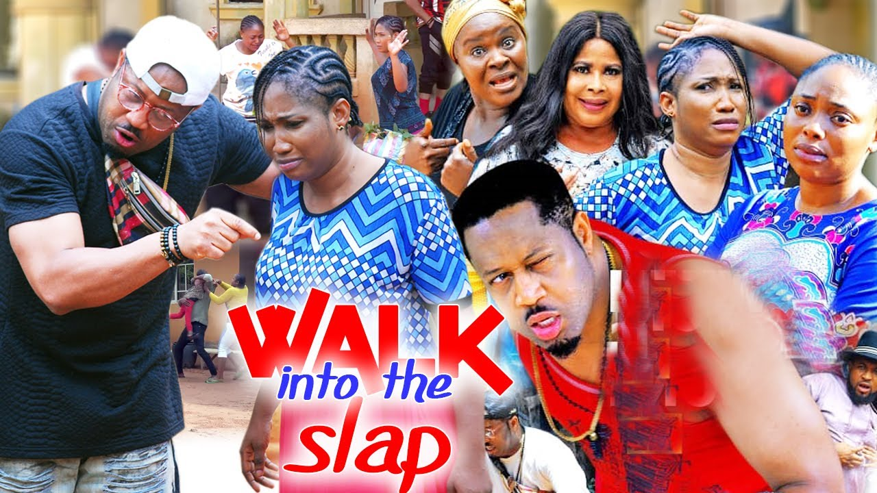 "Download Walk Into The Slap ""New Movie"" Complete 3&4-Mike Ezuruonye 2021 Latest Trending Nigerian Movie"