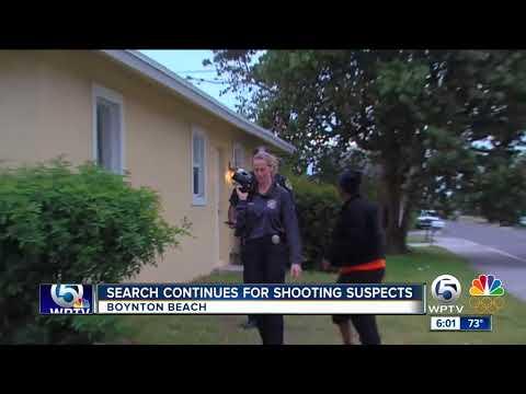 12-year old boy shot in Boynton Beach