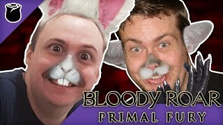 Bloody Roar Primal Fury: The Furriest of Fursonas