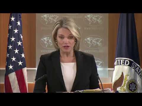 ABD: Türkiye'nin Afrin'e girmesine karşıyız