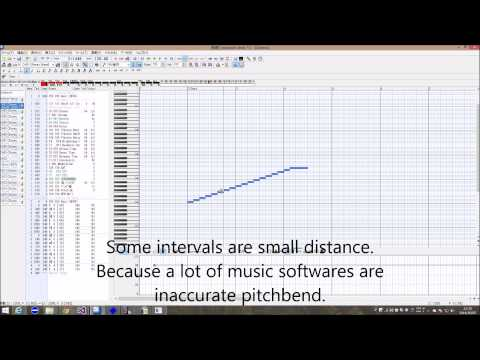 """""""F0 Tuner"""" for microtonal music (comparison with Scala)"""