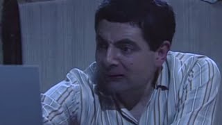Counting Sheep | Mr. Bean Official