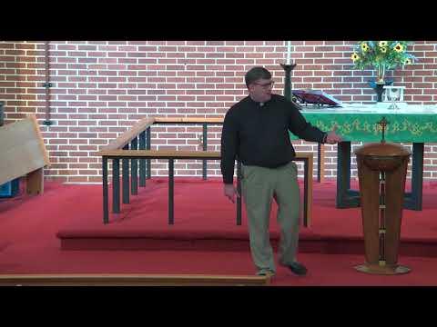 Pisgah Sunday Sermon - 9/19/2021