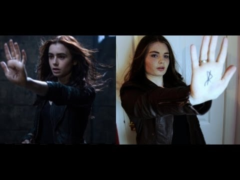 Clary Fray Makeup, Hair and Outfit (The Mortal Instruments)