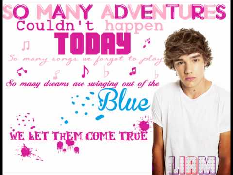 One Direction Forever Young Lyrics