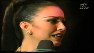 MISS WORLD 1996 Top 5 Final Question