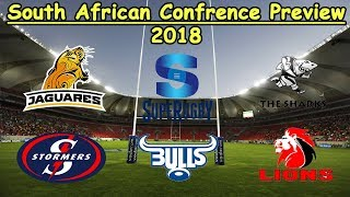 2018 Super Rugby - South African Squads Preview
