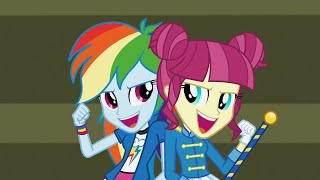 CHS Rally Song - MLP: Equestria Girls - Friendship Games