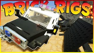 LEGO COPS AND ROBBERS! | Brick Rigs Gameplay Roleplay - Lego Police Chases! (Kid Friendly Lego Fun!)