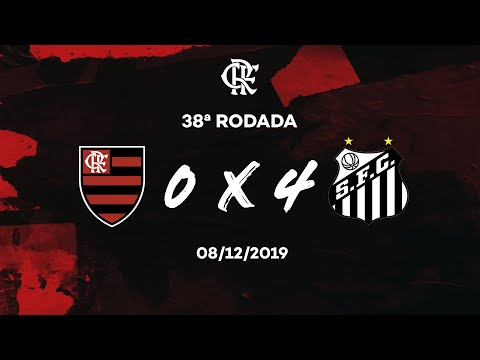 Flamengo x Santos Ao Vivo - VILA BELMIRO