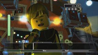 LEGO Rock Band - Blur - Song 2 (LEGO Avatars version)