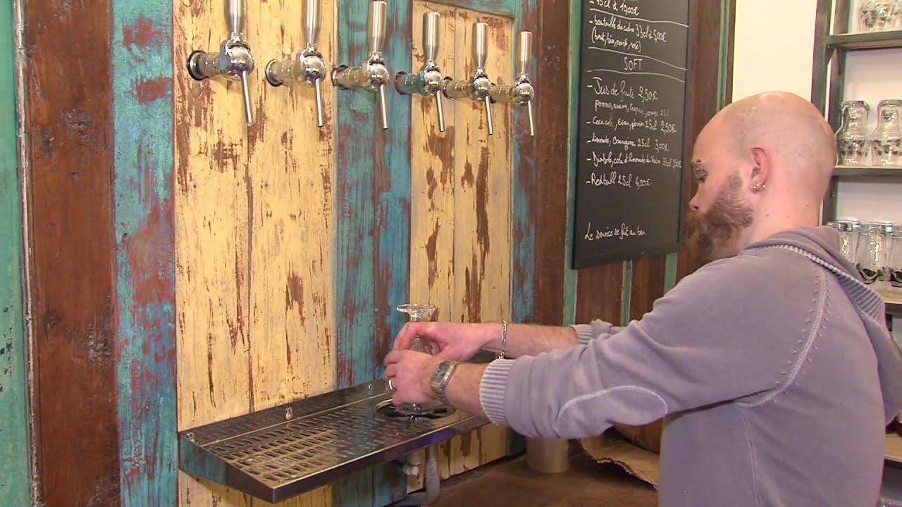 Yvelines | Voisins-le-Bretonneux : Un bar à bière dans le centre-ville