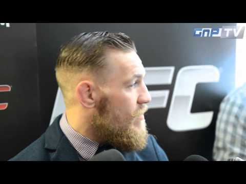 """Conor McGregor: """"I want Diego Sanchez, because I like easy fights!"""""""
