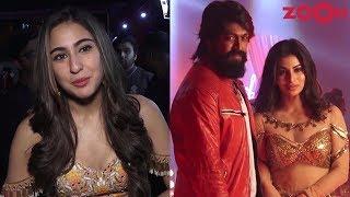 Sara Ali Khan promotes Kedarnath   Mouni shoots for a special song in 'KGF'