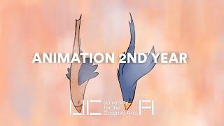 BA Animación 2019 2º año showreel | UCA
