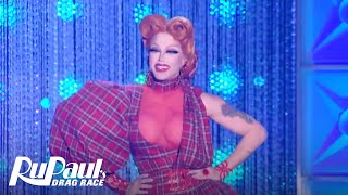 Red for Filth Runway 'Deleted Scene' | RuPaul