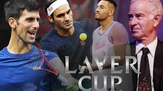 Laver Cup - ¿Tenis o Circo?