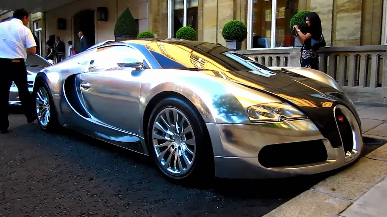 Bugatti Veyron Modified By Mansory Youtube