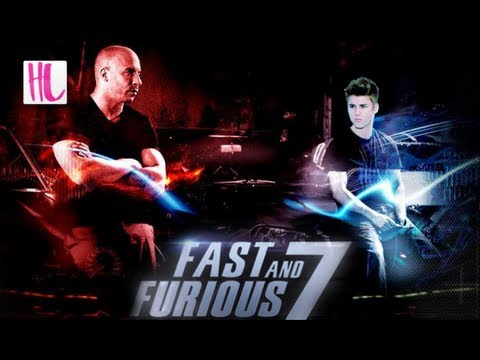 Justin Bieber In 'Fast And Furious 7' Official Trailer ...