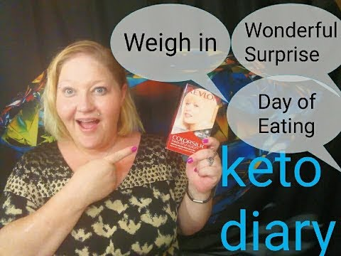 keto-diary;-holy-wow!-weigh-in-day-of-eating