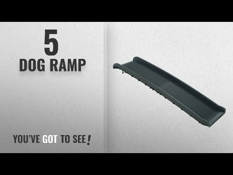 top-5-dog-ramp-[2018-best-sellers]:-petsafe-solvit-ultralite-bi-fold-pet-ramp,-62-in.,-portable