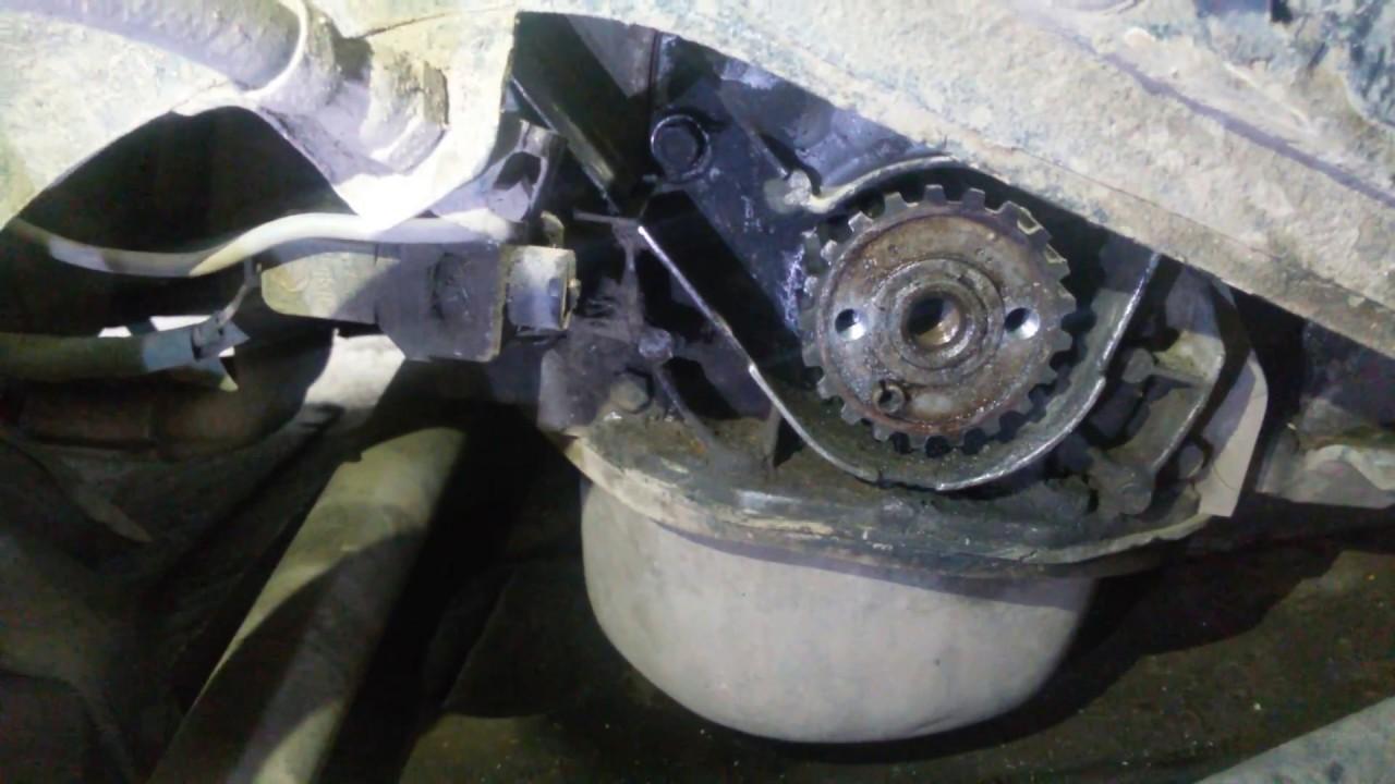 Как снять шкив коленвала (на примере автомобиля ВАЗ)