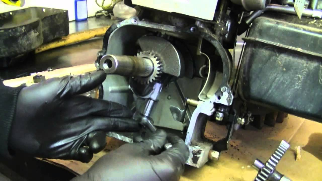 5hp Briggs & Stratton Engine Teardown & Possible Cause Of