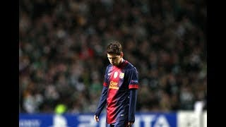 THE DAY LIONEL MESSI RETIRES FROM FOOTBALL ᴴᴰ (EMOTIONAL)