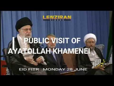 Hassan Rouhani flatter IRGC and Ayatollah Khamenei insult United States