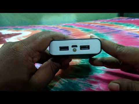 Flipkart SmartBuy 15000mAh PowerBank Unboxing & Review